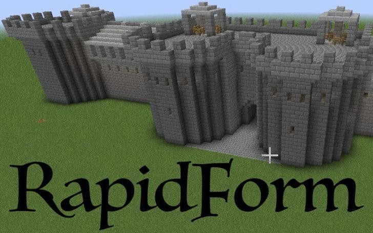 RapidForm [1.11.2] [1.10.2] [1.9.4]