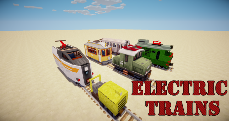 Traincraft [1.7.10] [1.6.4]