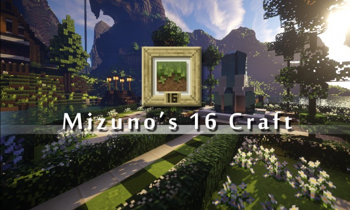 Mizuno's 16 Craft [1.13] [1.12.2] [1.8.9] (32x)