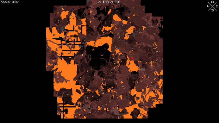 Xaeros World Map [1.14.3] [1.13.2] [1.12.2] [1.7.10]