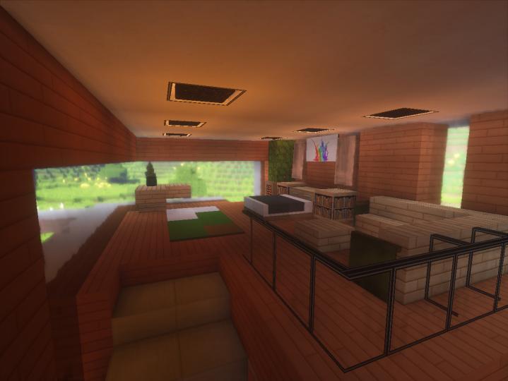 Modern House 35x35 [1.10.2]