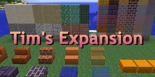 Tim's Expansion [1.11.2] [1.10.2] [1.7.10]