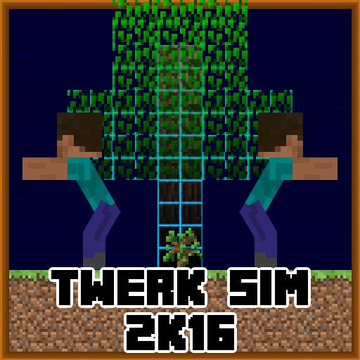 Twerk Sim [1.12.2] [1.11.2] [1.10.2]