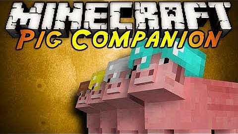 Pig Companion [1.7.10] [1.6.4]