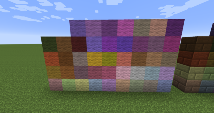 MoreDyes [1.11.2] [1.10.2] [1.7.10]