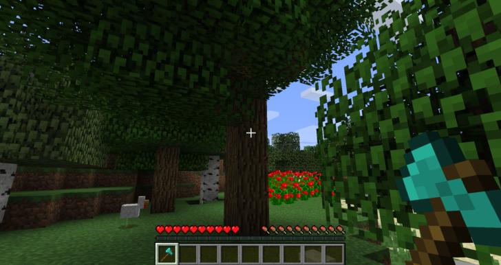 Reap - быстрая рубка деревьев и сбор урожая [1.14.4] [1.12.2] [1.11.2]