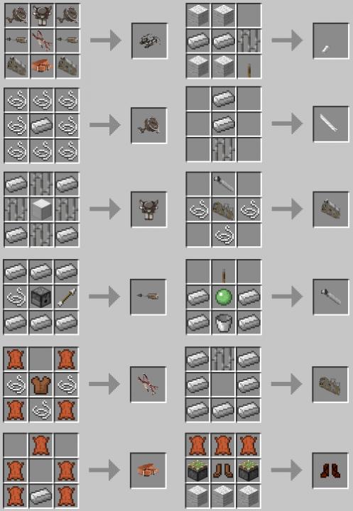 3D Maneuver Gear [1.11.2] [1.10.2] [1.9.4] [1.7.10]
