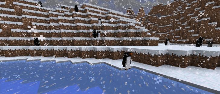 Waddles (Пингвины) [1.12.2] [1.11.2] [1.10.2]
