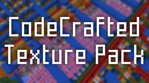 CodeCrafted Texture Pack [1.11] [1.10.2] [1.9.4] (16x)