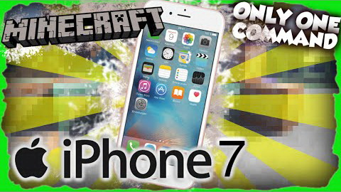 iPhone 7 [1.10.2] [1.9.4]