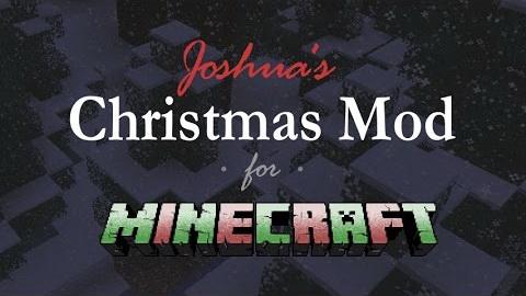 Joshua's Christmas [1.12.2] [1.10.2]