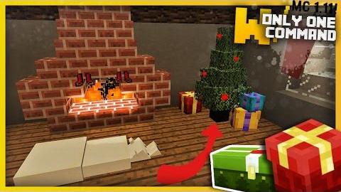 Рождественские украшения  [1.11.2] [1.11]
