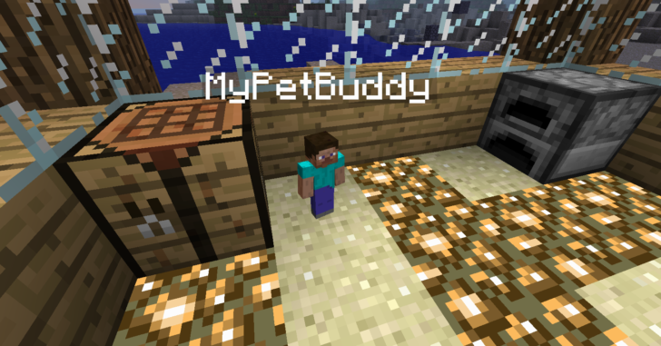 Pet Buddy [1.11] [1.10.2]