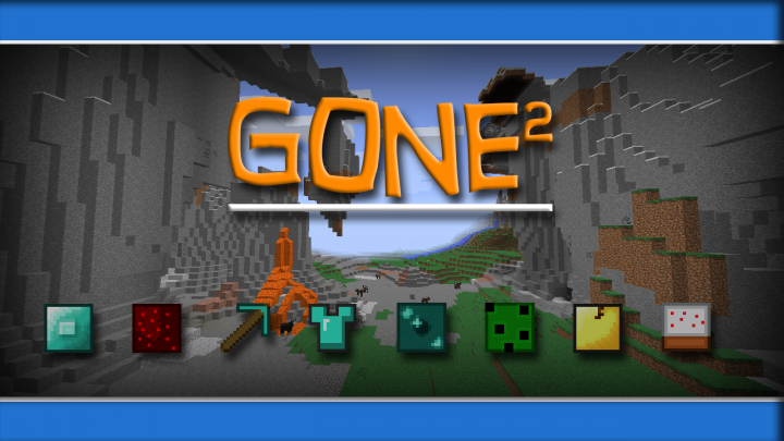 Gone² [1.11] [1.10.2] [1.9.4] [1.8.9] (16x)