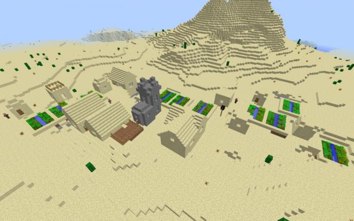 Сид - 3 деревни и ламы [1.11.2]