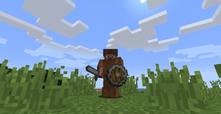 Spartan Shields [1.12.2] [1.11.2] [1.10.2]
