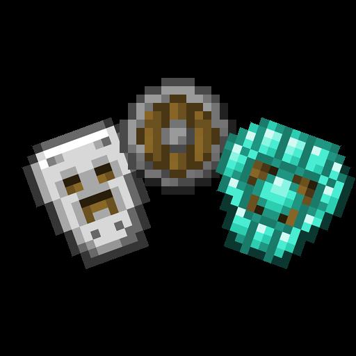 Spartan Shields [1.14.4] [1.12.2] [1.11.2] [1.10.2] (щиты спартанцев)