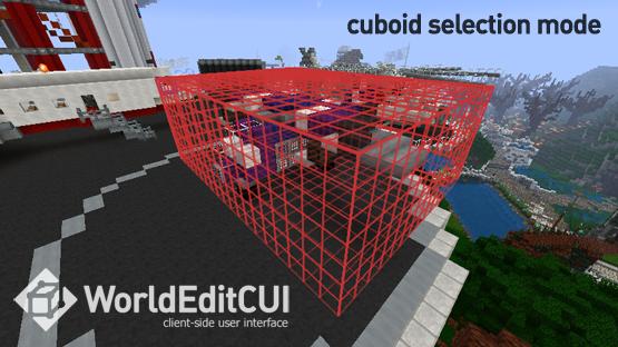 WorldEditCUI (Forge) [1.12.2] [1.10.2] [1.7.10]