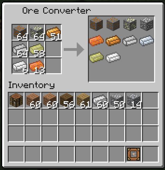 Ore Dictionary Converter [1.11] [1.10.2] [1.9.4] [1.7.10]
