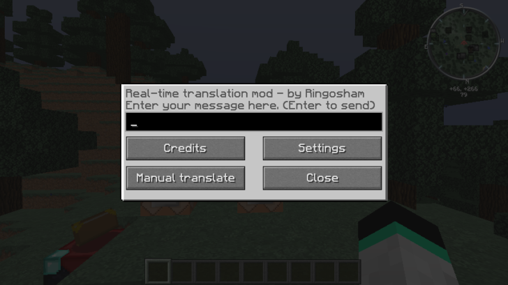 Real Time Chat Translation [1.11.2] [1.10.2] [1.9.4] [1.7.10]