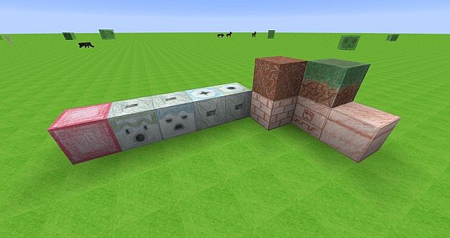Pencil Pack [1.11] [1.10.2] [1.9.4] (128x)