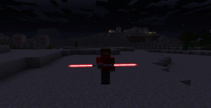 Advanced Lightsaber [1.7.10]