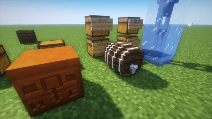 LittleTiles - очень маленькие блоки [1.12.2] [1.11.2] [1.10.2] [1.7.10]