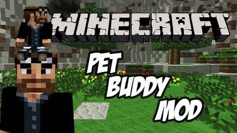Pet Buddy [1.12.2] [1.11.2] [1.10.2]
