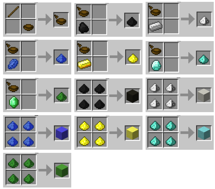 Essence Powder [1.11] [1.10.2] [1.9.4] [1.7.10]