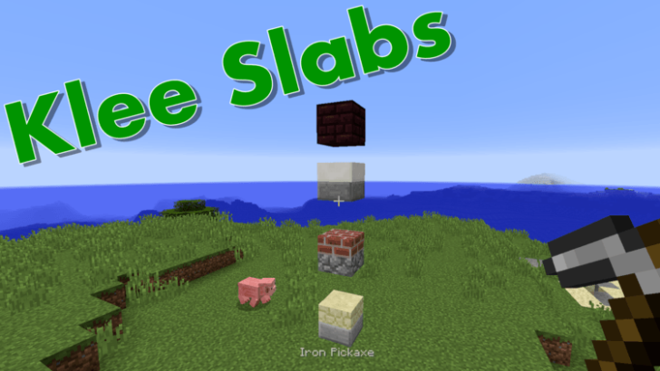 KleeSlabs [1.11.2] [1.10.2] [1.9.4] [1.7.10]