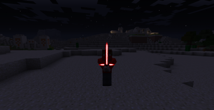 Advanced Lightsaber [1.7.10]
