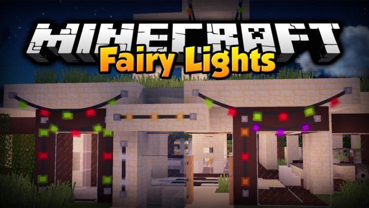 Fairy Lights [1.12.2] [1.11.2] [1.10.2] [1.7.10]