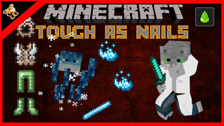 Tough As Nails [1.12] [1.11.2] [1.10.2] [1.9.4]