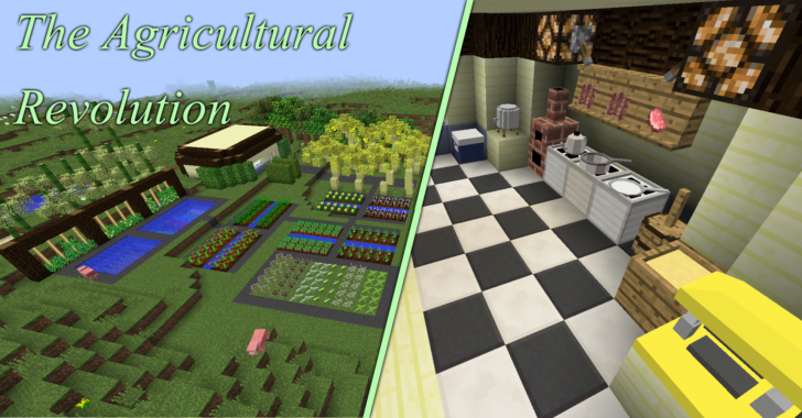 The Agricultural Revolution [1.10.2] [1.9.4] [1.8.9] [1.7.10]