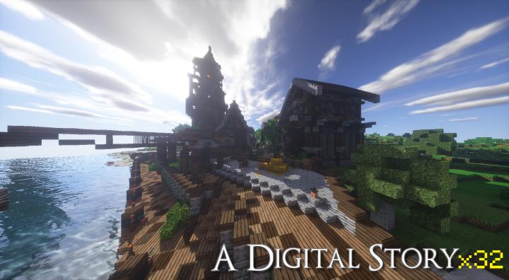 A Digital Story [1.11] [1.10.2] [1.9.4] (32x)