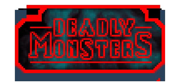 Deadly monsters - страшные монстры [1.12.2] [1.11.2] [1.10.2] [1.9.4]