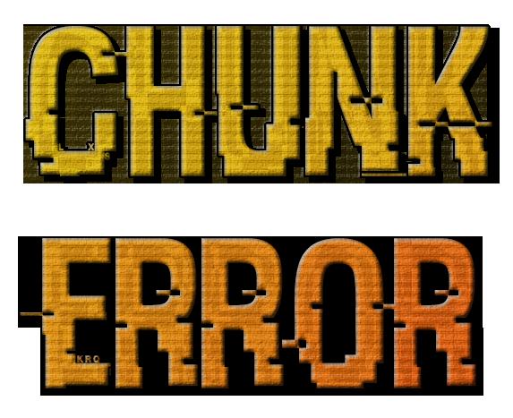 Chunk Error [1.11]