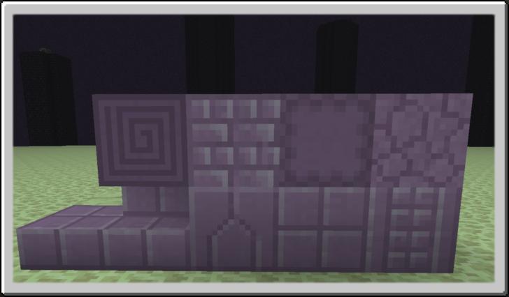 Additional Ender Blocks [1.11] [1.10.2]