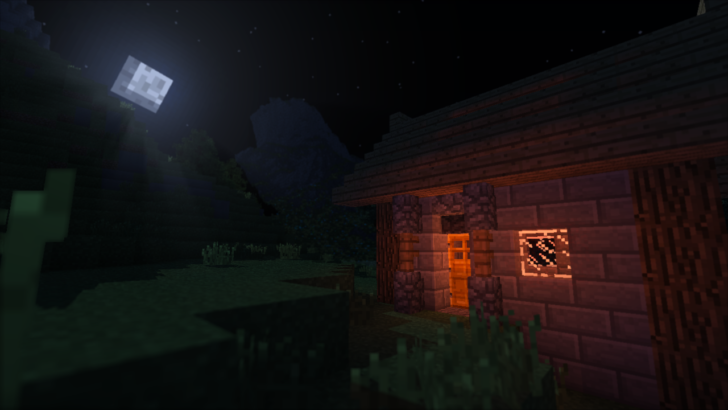 DocteurDread's Shaders [1.14.3] [1.13.2] [1.12.2 - 1.7.10]