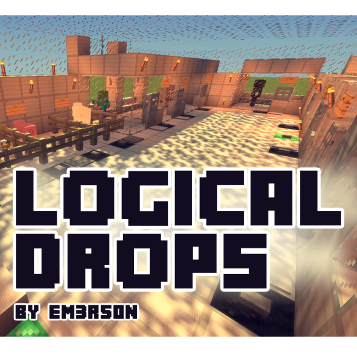 Logical Drops [1.11.2] [1.11] [1.7.10]