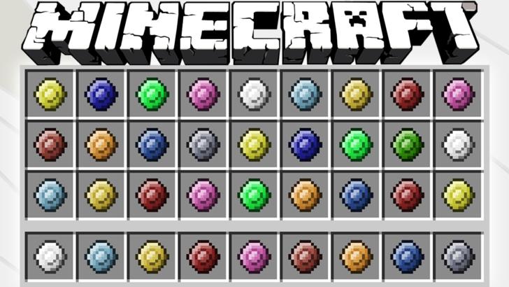 Potion Gems [1.11.2] [1.10.2]