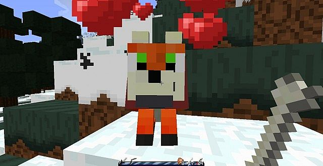 Fox Craft [1.13.2] [1.12.2] [1.11.2] (16x)