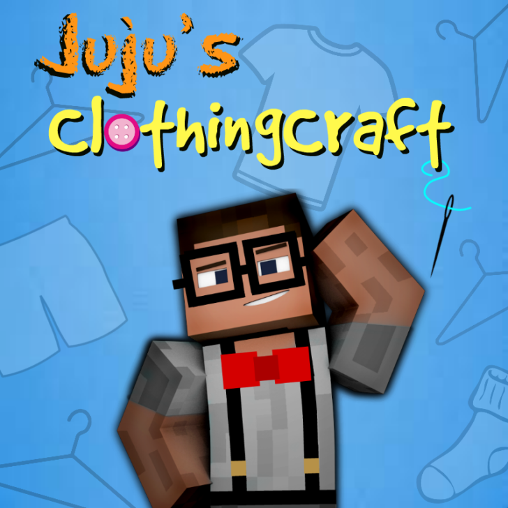 Juju's ClothingCraft [1.7.10]