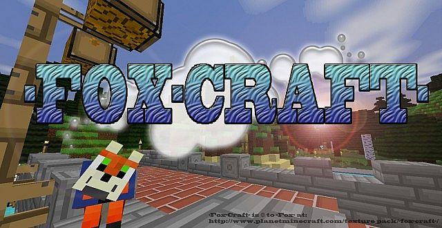 Fox Craft [1.11.2] [1.10.2] [1.9.4] (16x)