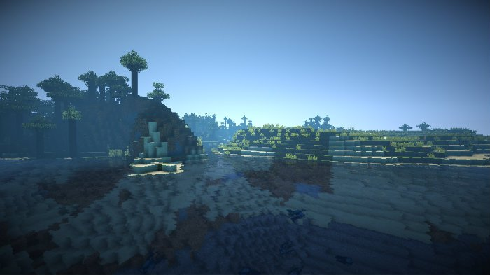 KUDA Shaders v6.4.80 [1.11.2] [1.10.2] [1.9.4] [1.7.10]