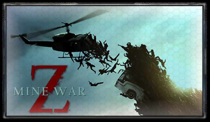 Mine War Z [1.11.2] [1.10.2] [1.9.4] (128x)