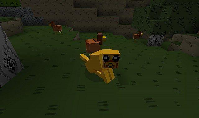 Adventure Time Craft [1.7.10] (32x)
