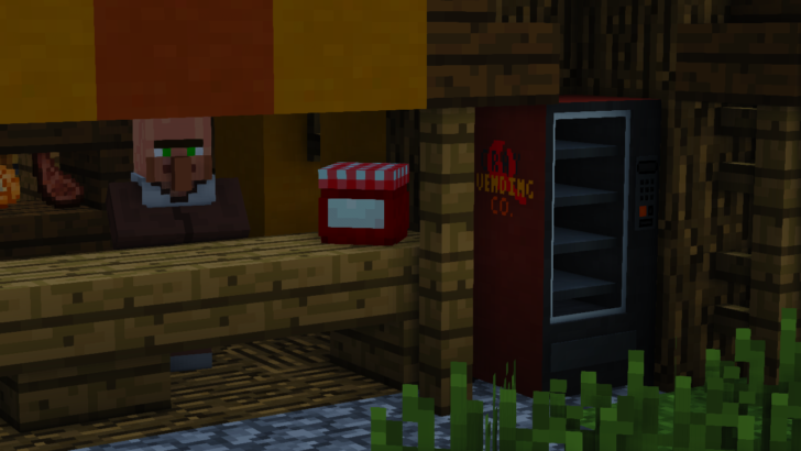 Vending Machine [1.11.2]