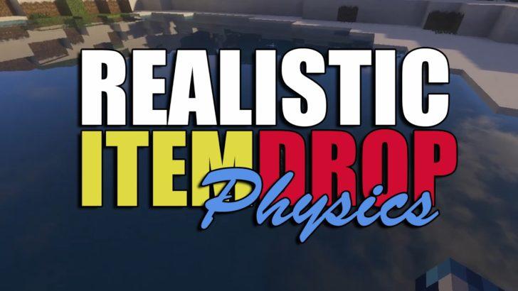 Realistic Item Drops [1.11.2] [1.10.2] [1.9.4]