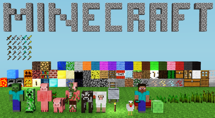 Скачать последнюю версию Minecraft